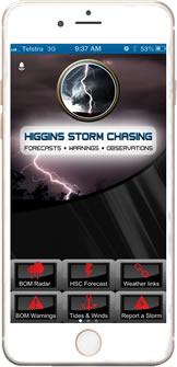 Higgins Storm App