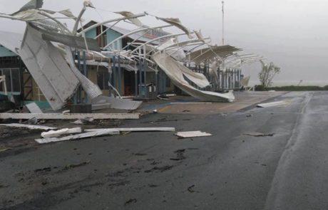 Shute Harbour a mess via NQ Flood Update