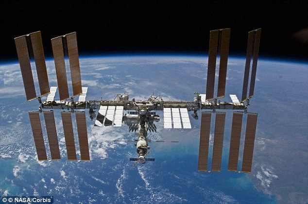 international space station visible - photo #29