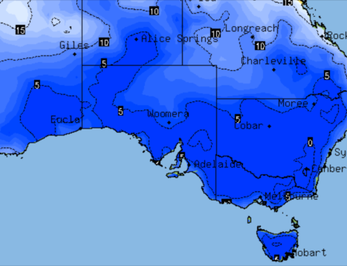 2 Cold Blasts To End Autumn In South East Aust