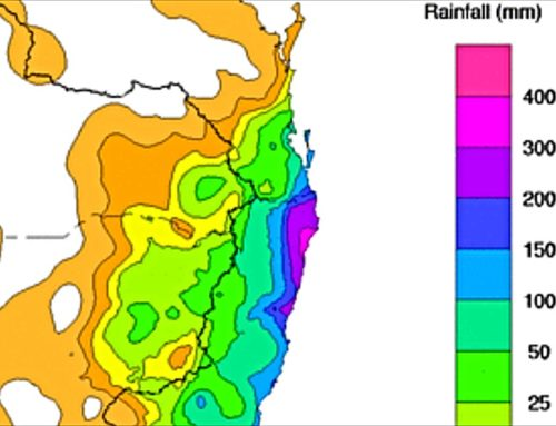 SEQLD Coast & Northern Rivers NSW Cop A June Drenching