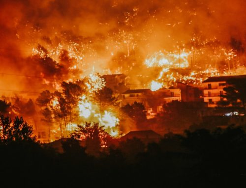 'Hell on Earth' in Croatia as Southern and Central Europe battle Dangerous Fires