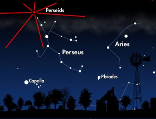 Perseids Meteor Shower to fill the Night Sky Tonight!