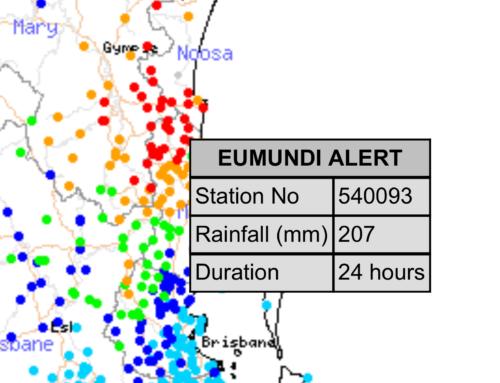 South-East QLD Rainfall Wrap Up
