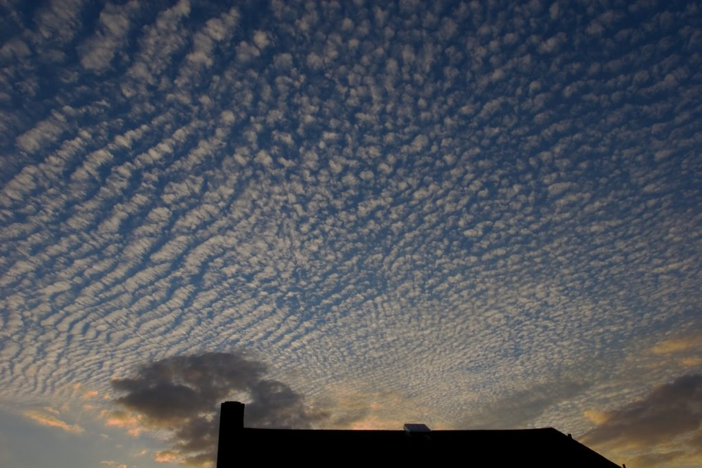 Cirrocumulus Clouds via Weather Education