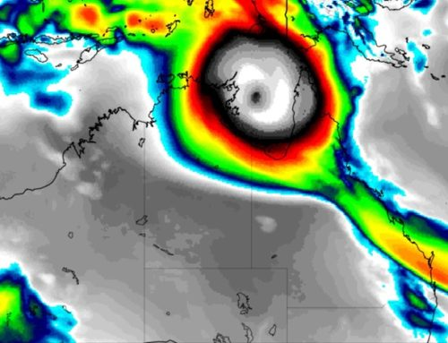 Significant Cyclone Could Threaten QLD & NT This Weekend