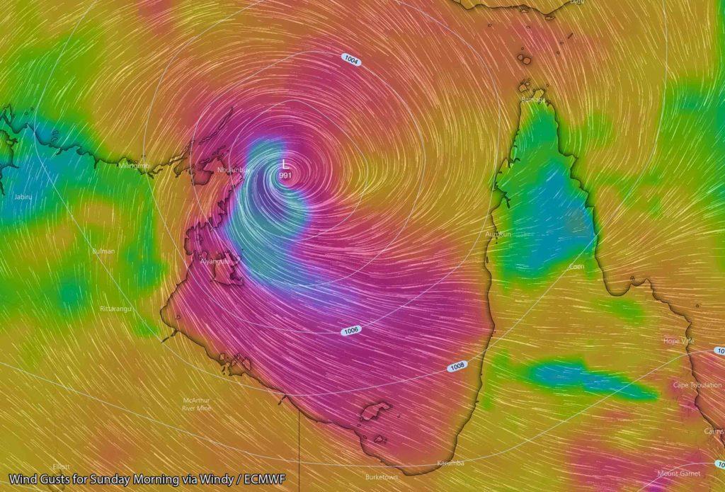 Winds Sun Gulf TL