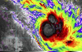 Rainbow Satellite imagery of STC Keni via NOAA