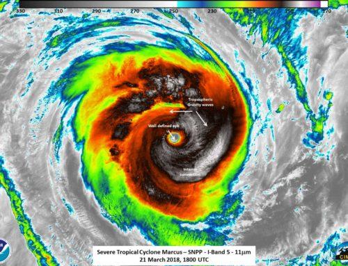 2017-18 Tropical Cyclone Season Summary & Review