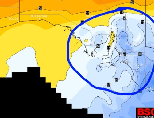 Cold Blast On The Way For South Australia!