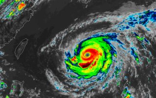 Super Typhoon Maria via rainbow satellite imagery from RAMMB