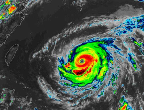 150 Million people at risk from Super Typhoon Maria