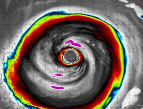 Mangkhut To Become Violent Super Typhoon