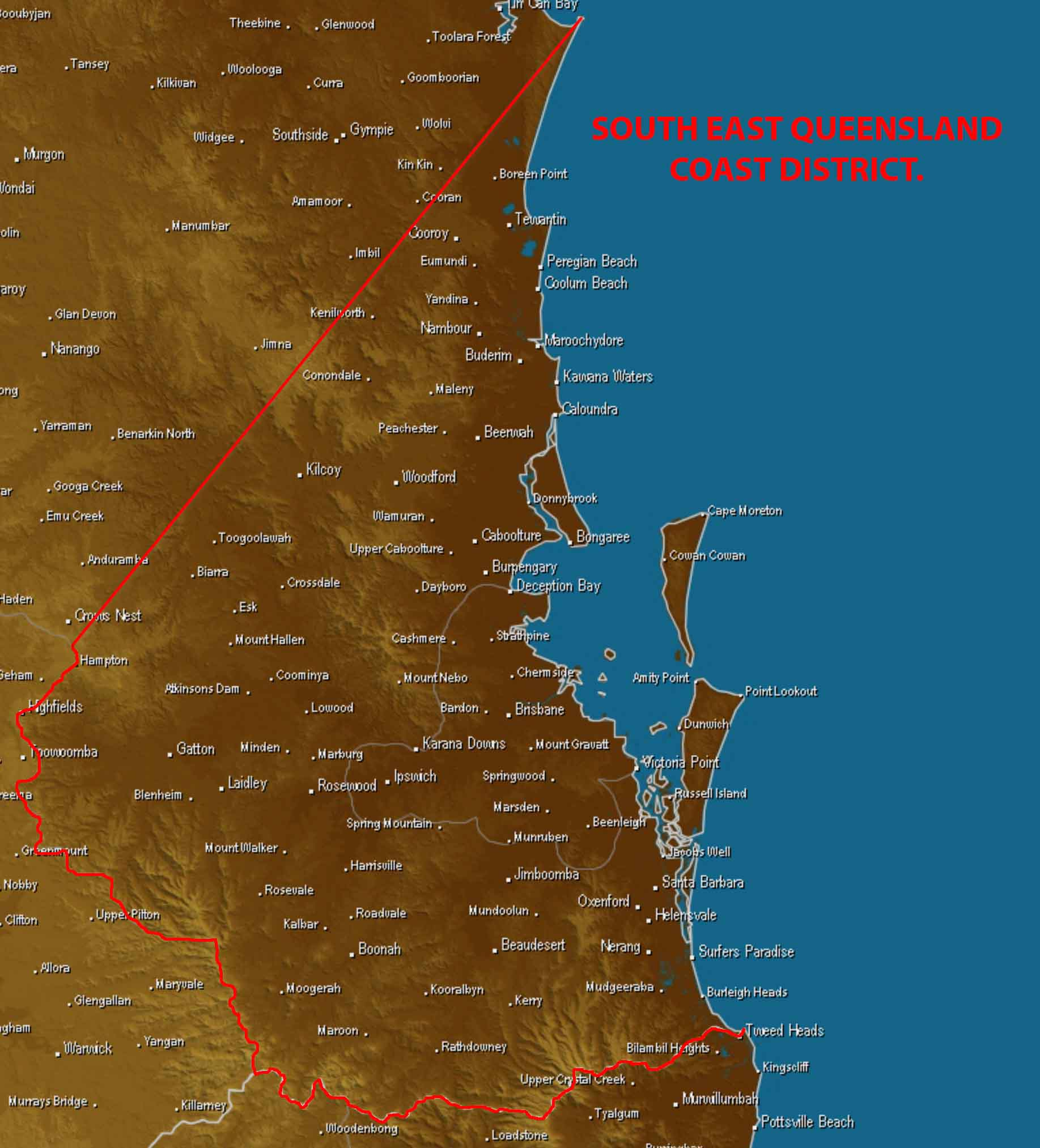Know Your District Queensland Higgins Storm Chasing